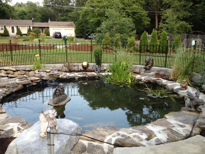 Circular Pond Liner