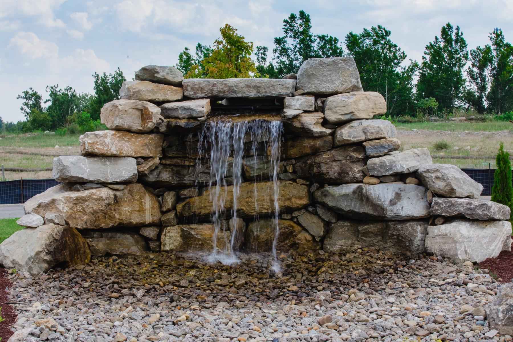 Pond Waterfall Equipment